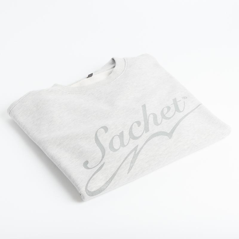 SACHET - Continuativo - Sweatshirt Woman - Light Gray Bags SACHET