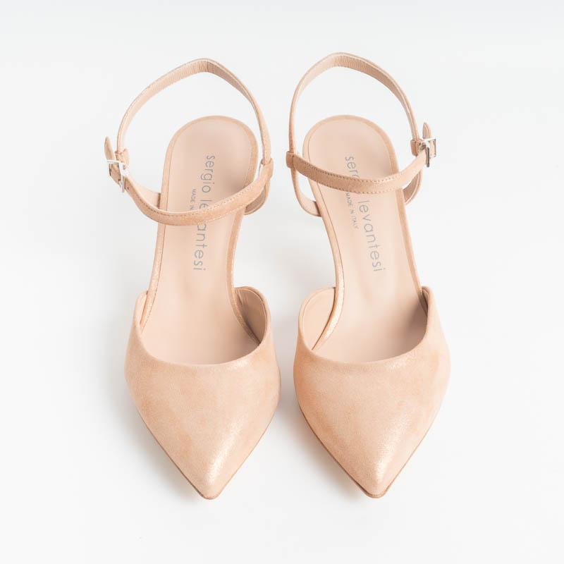 SERGIO LEVANTESI - Ginger - Pumps - Alfa Copper Women's Shoes SERGIO LEVANTESI