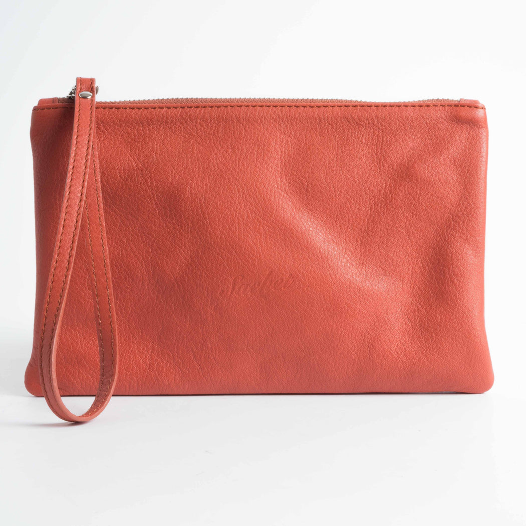 SACHET - Clutch bag P7 - NATUR - Various Colors Bags SACHET BRICK