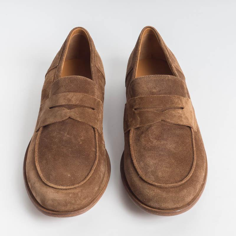 PANTANETTI - Loafer - 13432B - Cigar Shoes Man PANTANETTI - Man