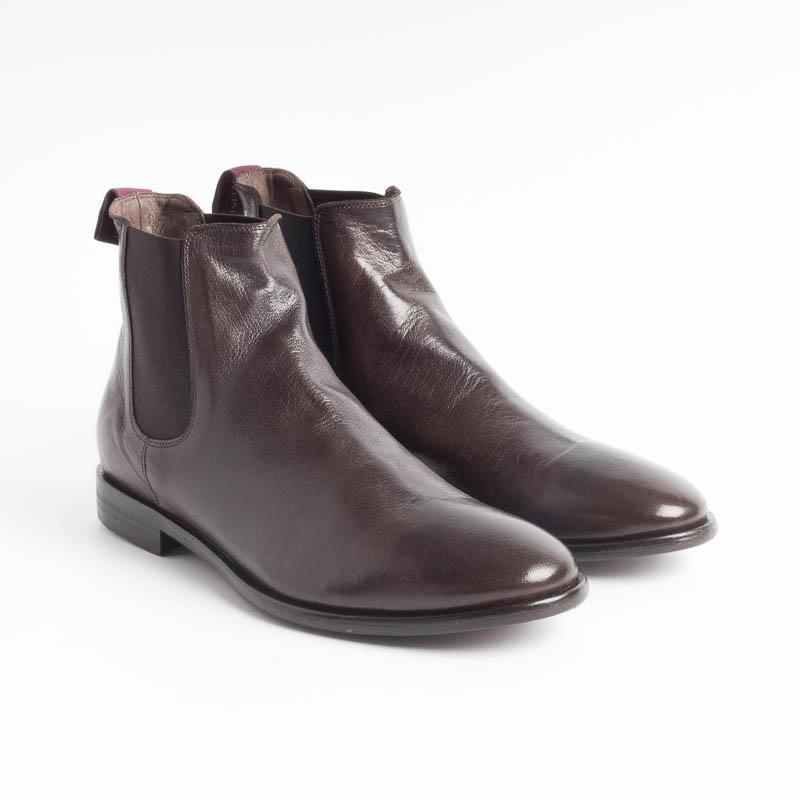 STURLINI -Boots - AR7321N- Bufalo Chocolat Men's Shoes STURLINI