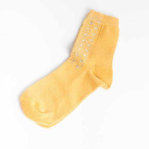 ALTO MILANO - Alto65 - Swarowsky sock - Various Colors Women's Accessories ALTO MILANO - Women's Collection Col.29 - cotton - tg39 / 41