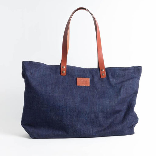 SACHET - Maxi Bag - Limited Edition - Denim Borse SACHET