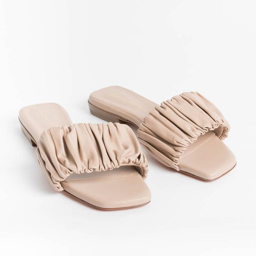 SANTONI - Sandals 59288 - Nude Women's Shoes Santoni - Women's Collection