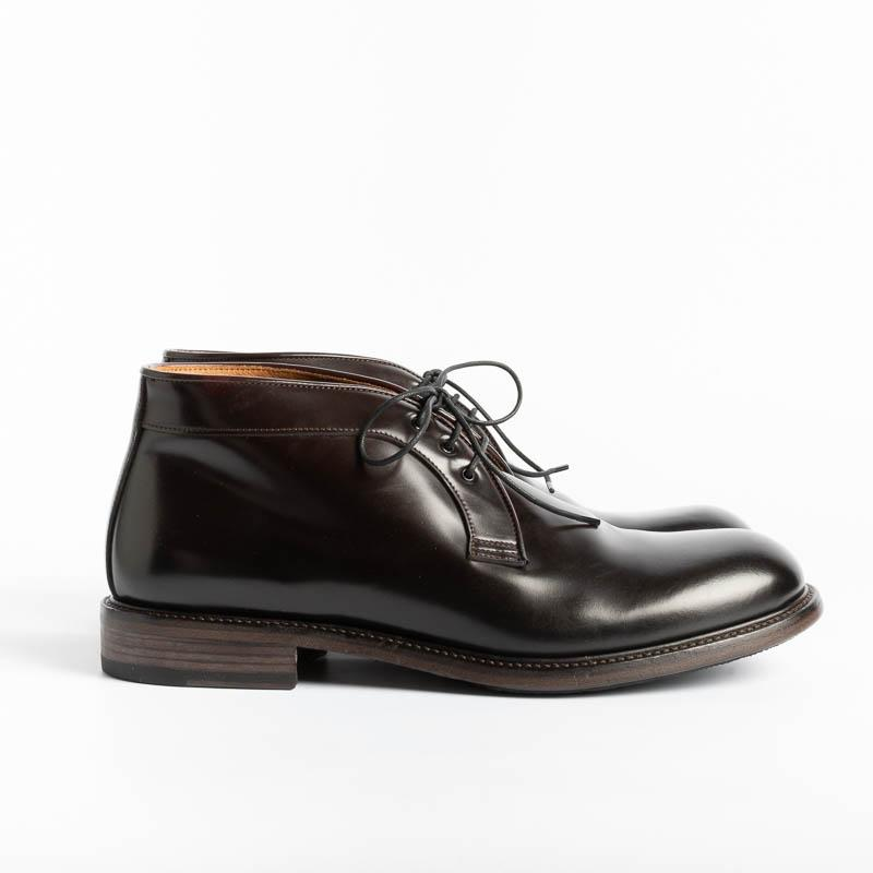 PANTANETTI - Ankle boots - 13971C - Grant Burgundy Men's Shoes PANTANETTI - Man