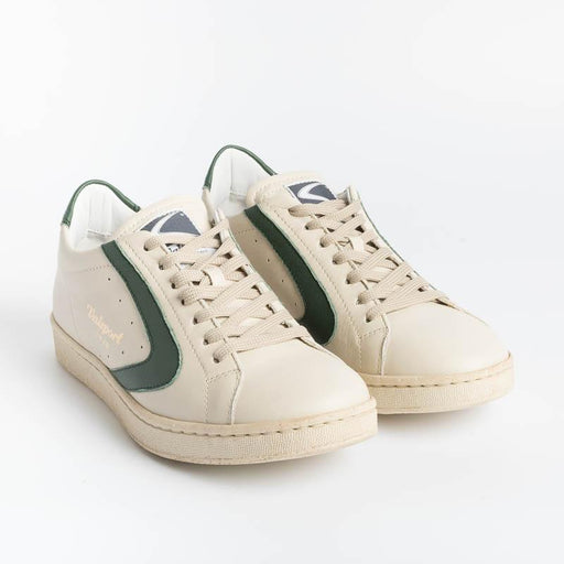 VALSPORT - Tournament - Evergreen Cream Nappa Shoes Woman VALSPORT 1920