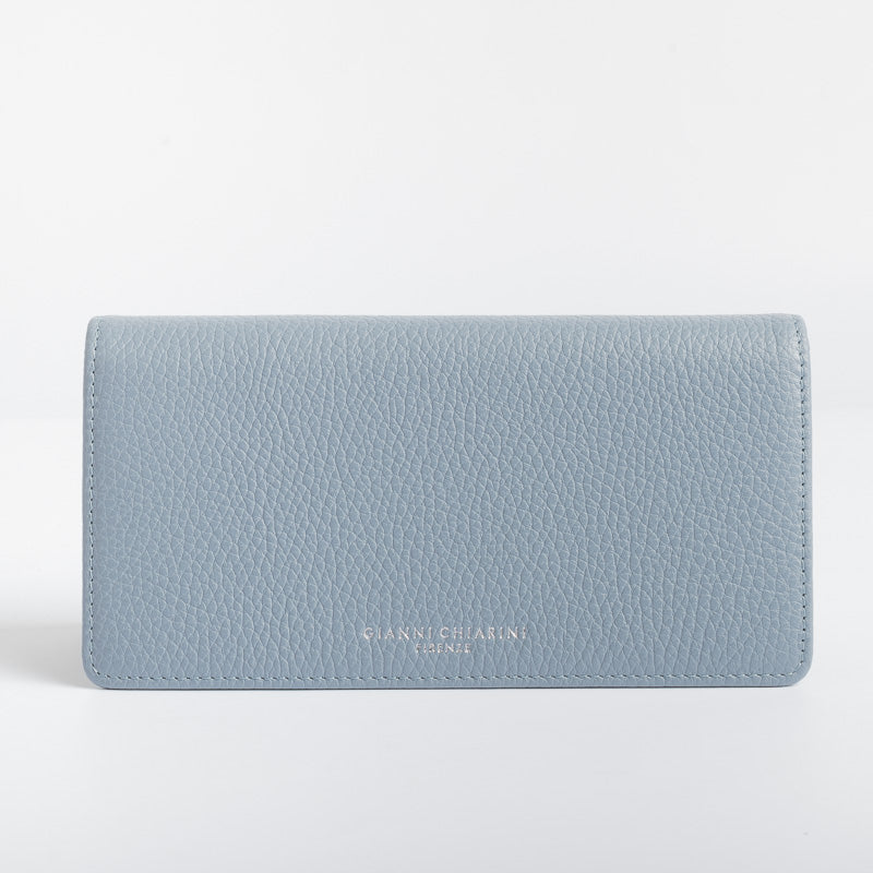 SANTONI CLEANICON - 53853 - Sneakers - Pink Laminated Leather Santoni Women's Shoes - Women's Collection