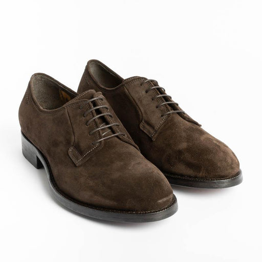 STURLINI - Derby - AR25000AI20 - Fox Oil Ebony Man Shoes STURLINI - Man Collection