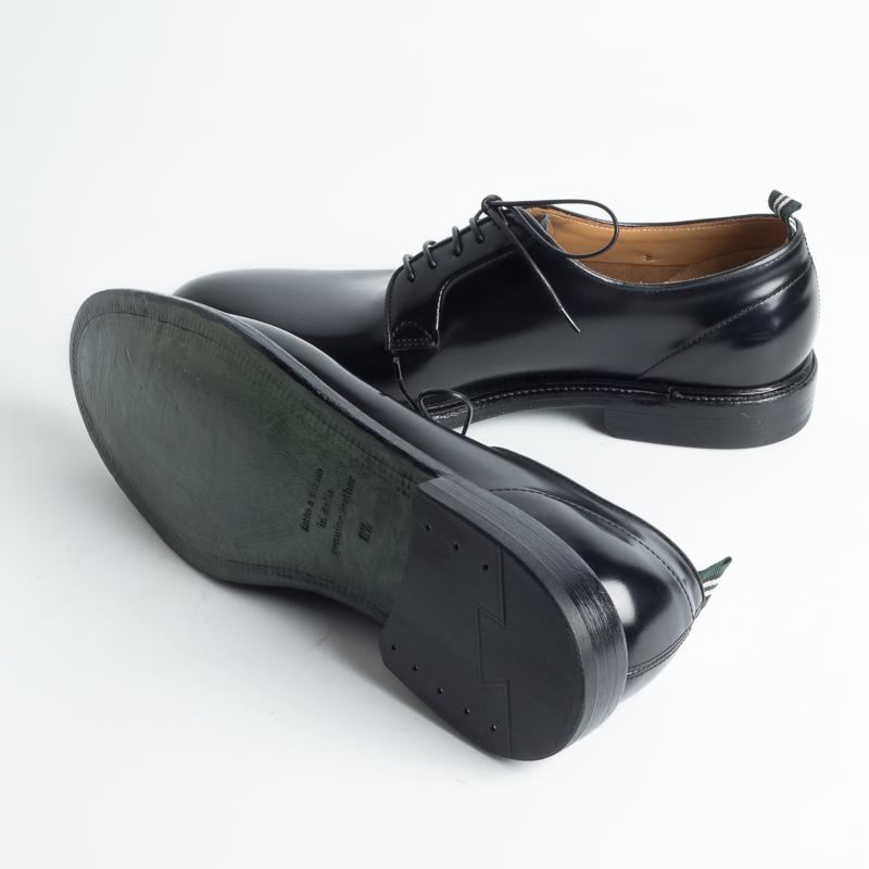 GREEN GEORGE - PE 2019 - Stringata - 3029 - Nero Scarpe Uomo Green George