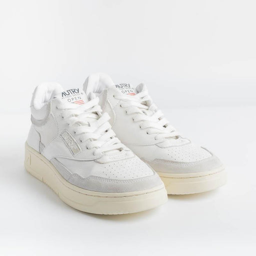 AUTRY AOMW CE01- MID WOM OPEN - White Women's Shoes AUTRY - Women's collection