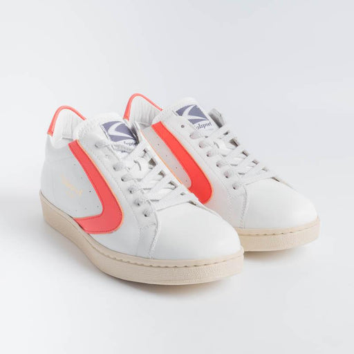 VALSPORT - Tournament Sneakers - Vermilion White VALSPORT 1920 Women's Shoes
