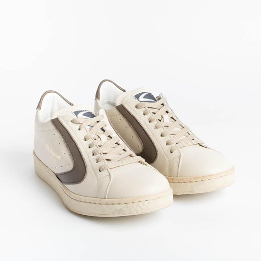 VALSPORT - Tournament - Cream Nappa Mud Shoes Woman VALSPORT 1920