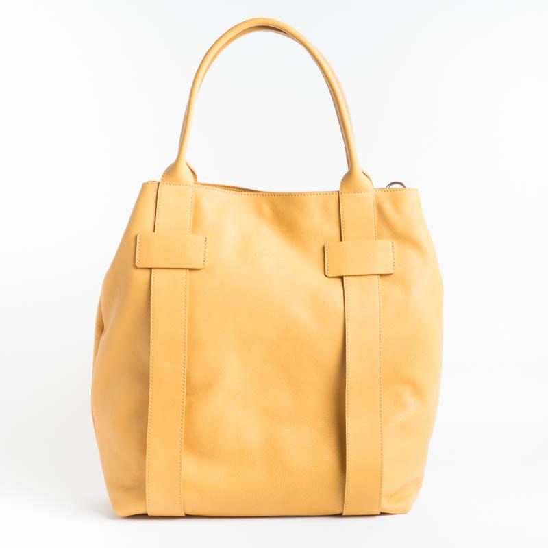 SACHET - Shopping Bag - L1 - Various Colors Bags SACHET MUSTARD