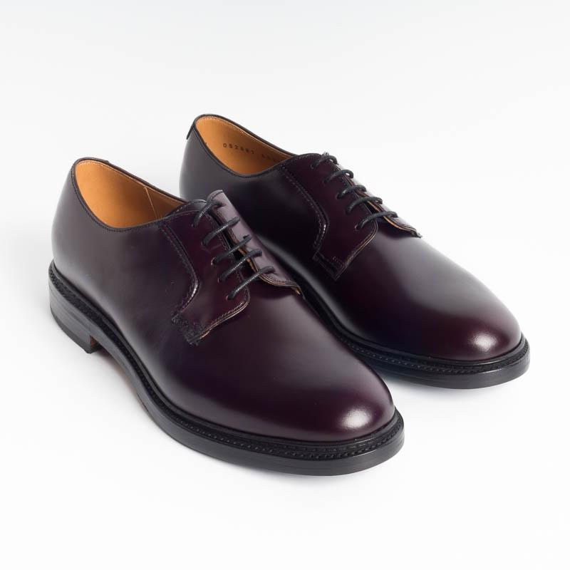 BERWICK 1707 - Lace-up - 5113 - Bordeaux Men's Shoes Berwick 1707