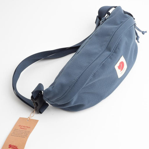 FJÄLLRÄVEN - Marsupio 23165 Ulvo Hip Pack Medium - 570 Montain Blue Zaino Fjallraven