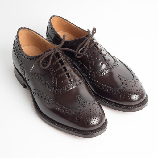 CHURCH'S - Burwood - Light Ebony Men's Church's Shoes