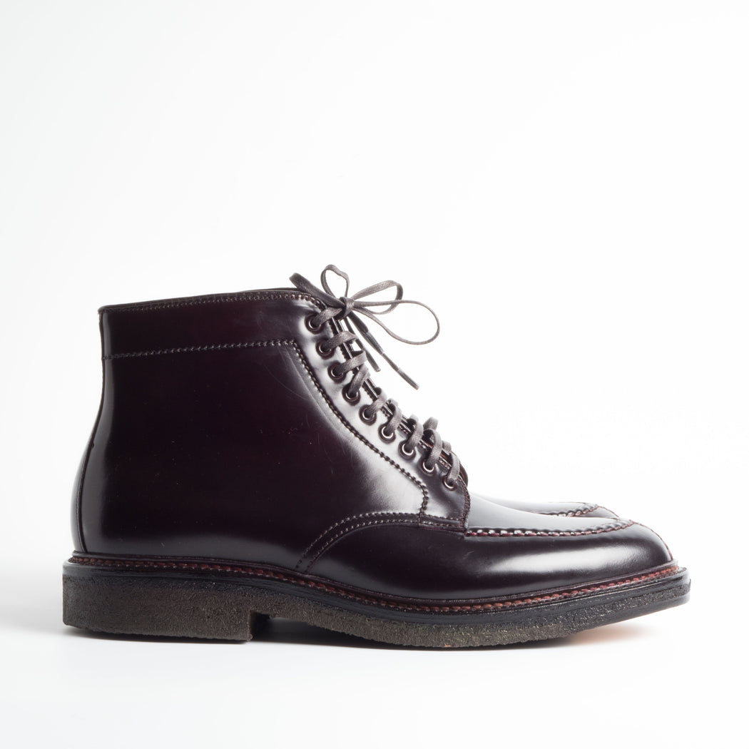 ALDEN - G6901 - Polish Cappelletto 70 ° Anniversario - Cordovan - Bordeaux - Call to buy Alden Men's Shoes