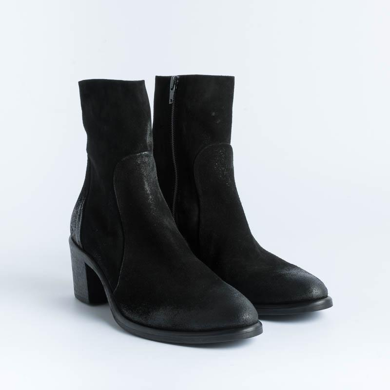 STRATEGIA - Ankle boot A4560 - Hombre - Black Shoes Woman Strategy
