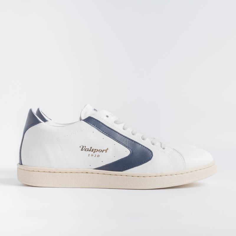 VALSPORT 1920 - Tournament - White Blue VALSPORT 1920 Men's Shoes