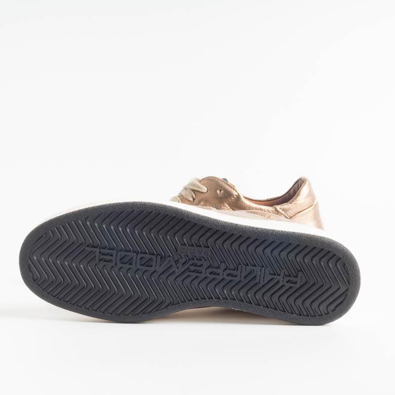 PHILIPPE MODEL - LKLD FM02 - Lakers - Champagne Philippe Model Paris women's shoes