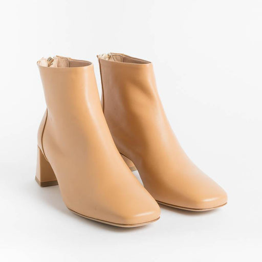 Cappelletto 1948 - Eva 7730 ankle boot - Almond Woman Shoes CAPPELLETTO 1948