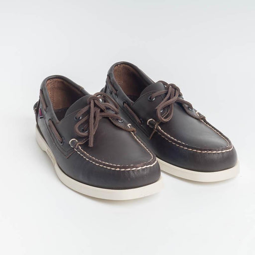 SEBAGO - Docksides Portland - 7000H00 - Dark Brown Sebago Men Shoes