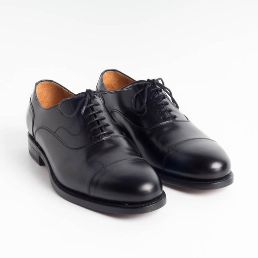 BERWICK 1707 - Francesina - 4491 - Black Men's Shoes Berwick 1707