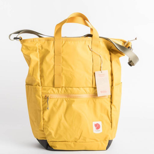 FJÄLLRÄVEN 23225 High Coast Totepack - 160 Ocre Backpack Fjallraven