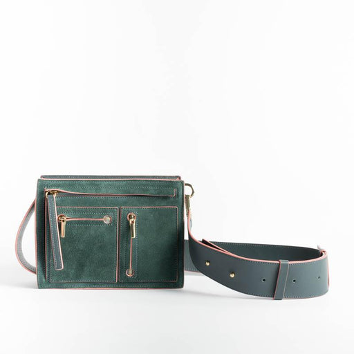 LLAF - Shoulder Bag - Turquoise Bags LLAF