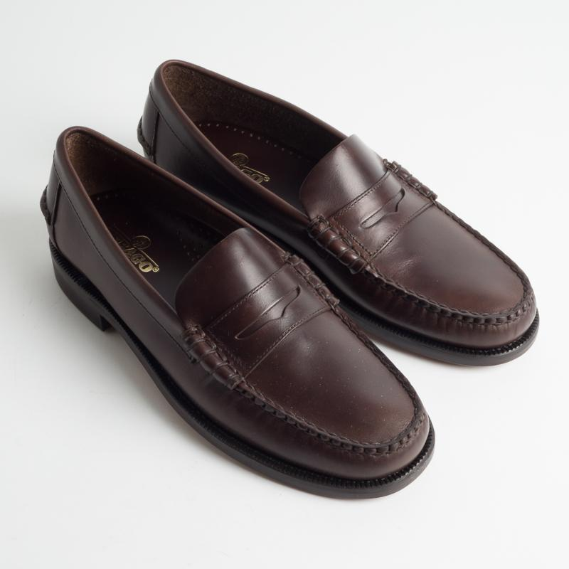 SEBAGO - SS 2019 - Loafer - Classic Dan - 7000300 - Leather - Brown Sebago Men's Shoes