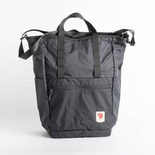 FJÄLLRÄVEN 23225 High Coast Totepack - 550 Black Backpack Fjallraven