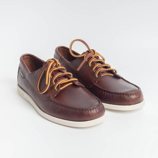 SEBAGO - Askook Waxy - 71112CW - Brown Sebago Men's Shoes