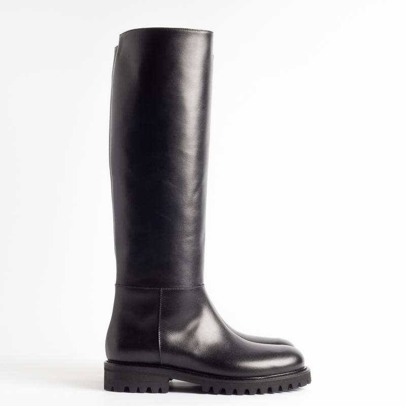 BY A. - Boots - 9550 - Black Women's Shoes BY A