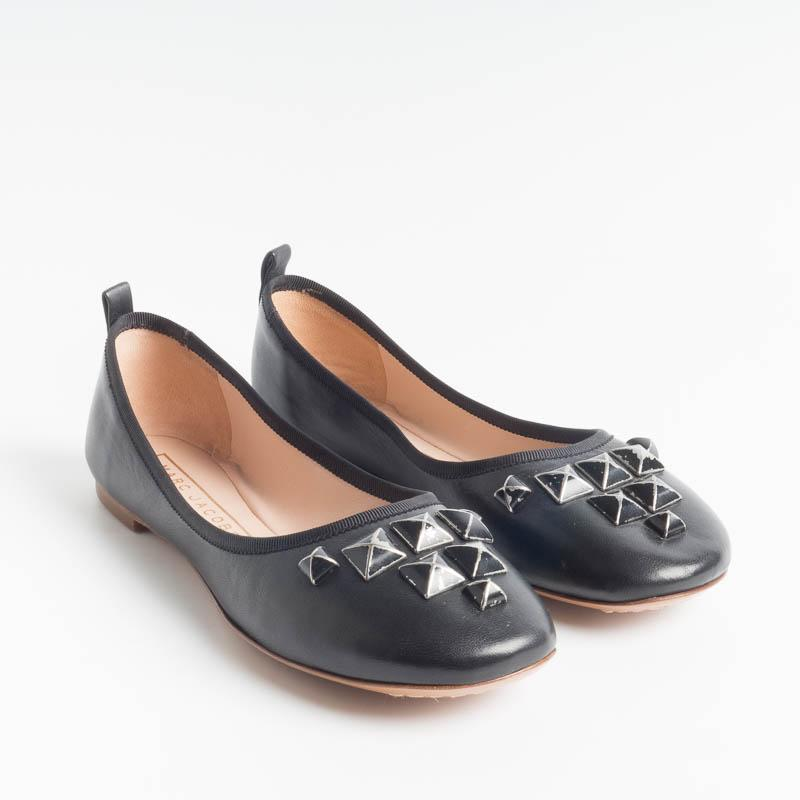 MARC JACOBS - Ballerina - Black tassel Marc Jacobs Women's Shoes