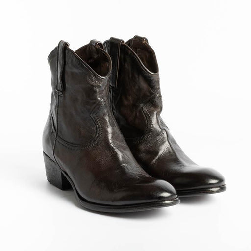 STURLINI - Texan AR8751AI20 - Buffalo Chocolat Shoes Woman STURLINI