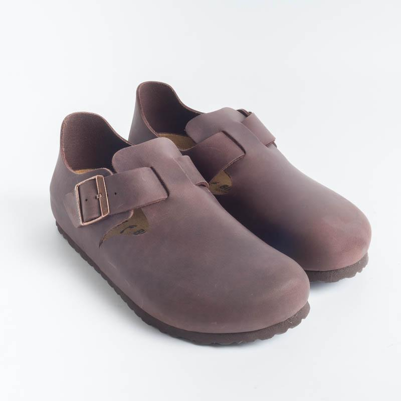 BIRKENSTOCK -166533 - LONDON - HABANA Men's Shoes BIRKENSTOCK
