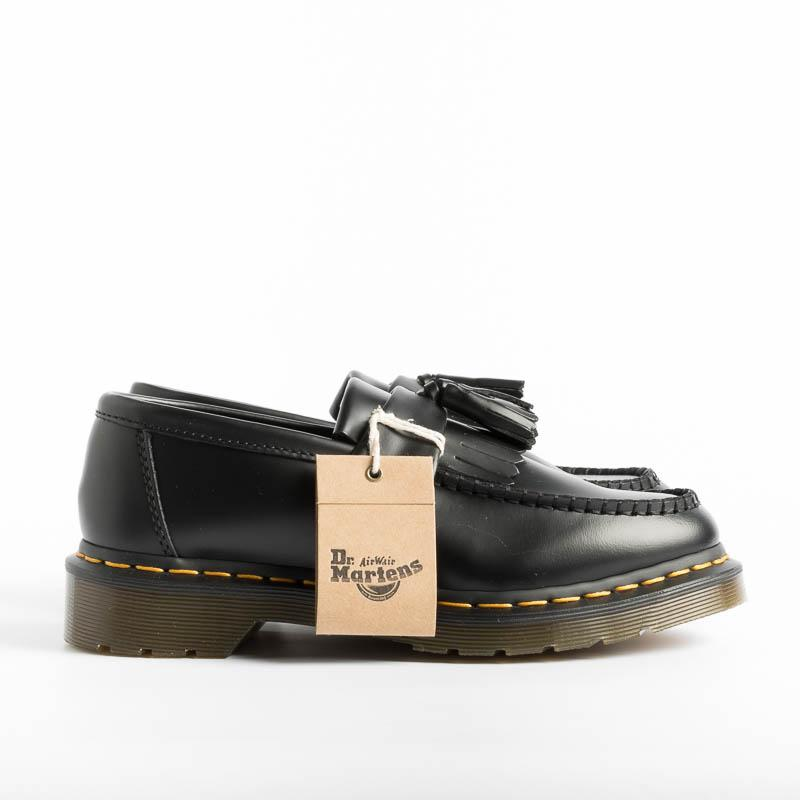 DR MARTENS - Adrian Smooth - Black Shoes Woman DR MARTENS