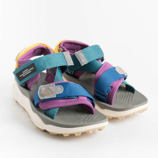 FLOWER MOUNTAIN - NAZCA Sandal - Avio Green Shoes Woman FLOWER MOUNTAIN