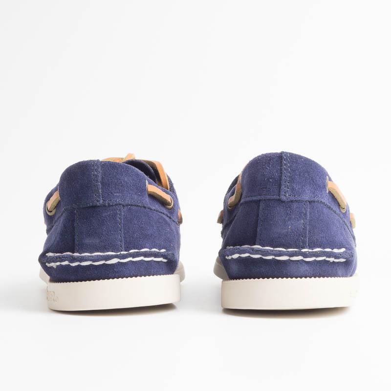 SPERRY TOP SIDER - - Captain's 2 eye - NAVY Men's Shoes SPERRY TOP SIDER