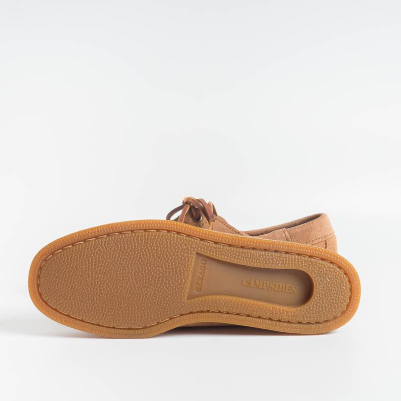 SEBAGO - Askook Suede - 71113HW - Brown Cognac Men's Sebago Shoes