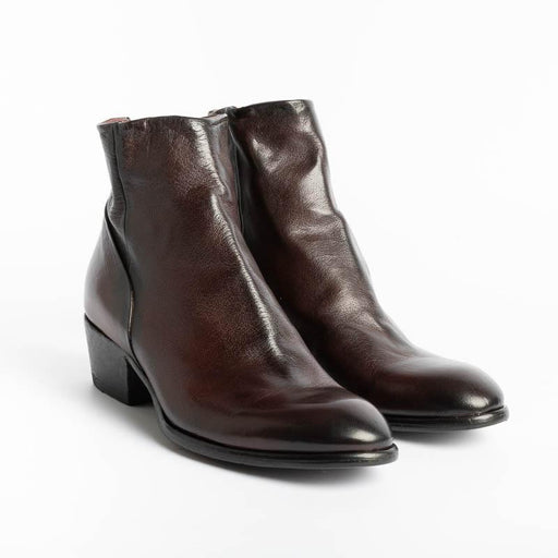 STURLINI - Boot AR8754 - Buffalo Oxblood Shoes Woman STURLINI