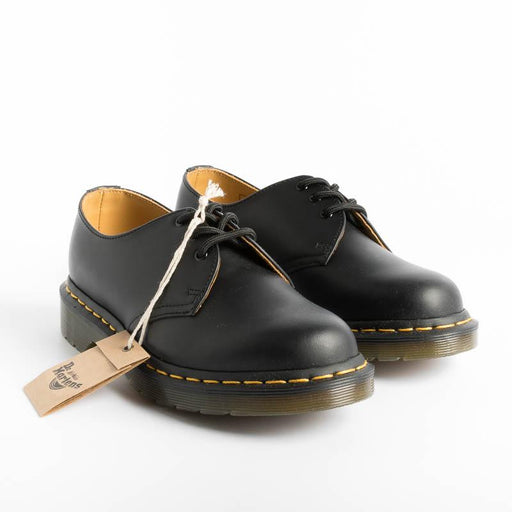 DR MARTENS - 1461 Smooth - Black Shoes Woman DR MARTENS