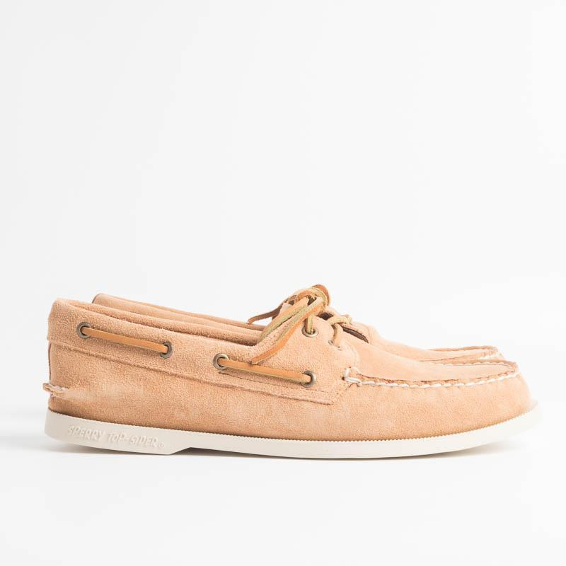 SPERRY TOP SIDER - - Captain's 2 eye - SAHARA Men's Shoes SPERRY TOP SIDER