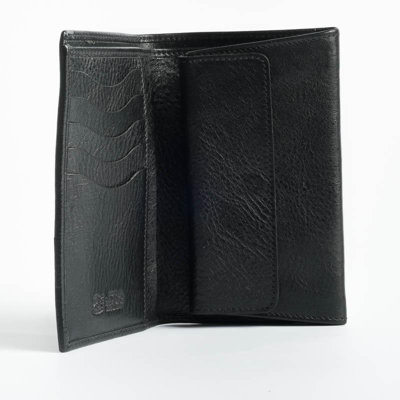 IL BISONTE - Continuativo -C0895 - Wallet - Black Women's Accessories Il Bisonte
