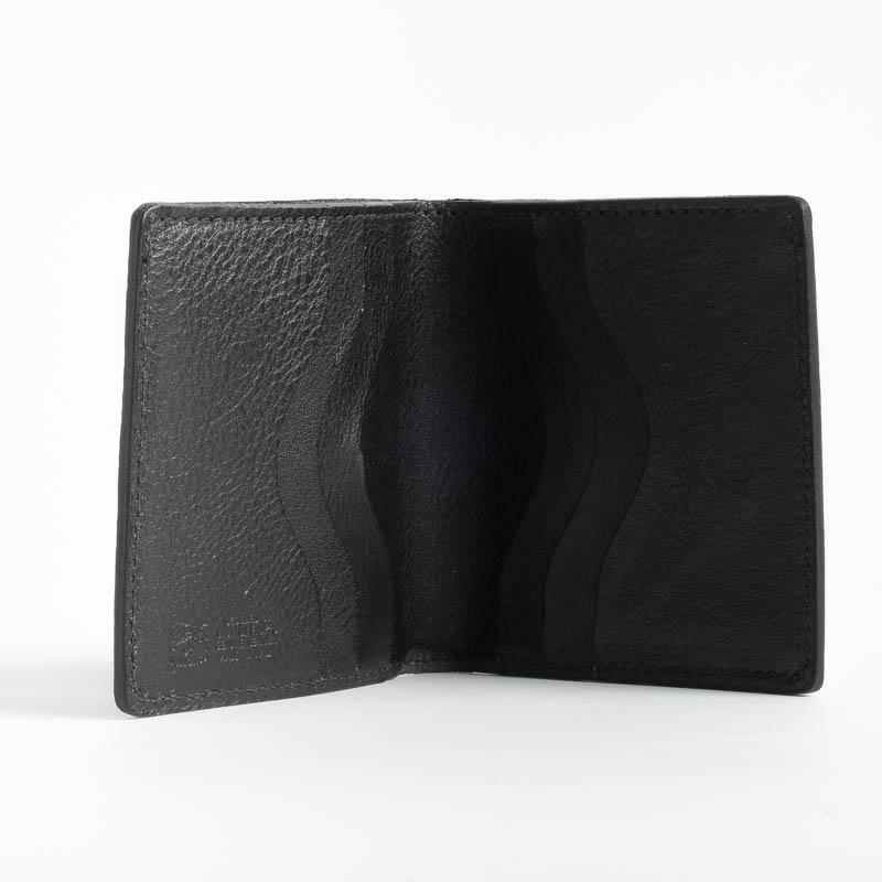 IL BISONTE - Continuativo - C0428 - Cardholder - Black Women's Accessories Il Bisonte