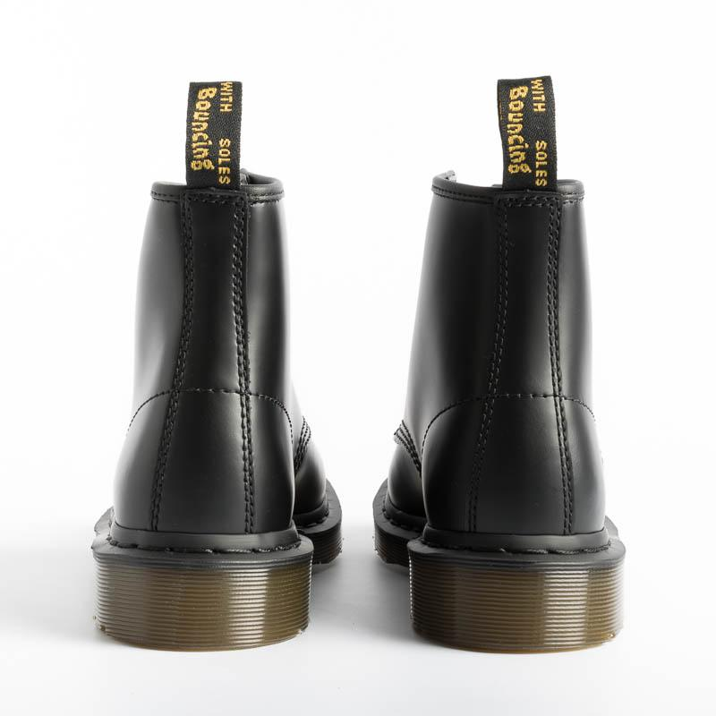 DR MARTENS - 101 Smooth - Black Shoes Woman DR MARTENS