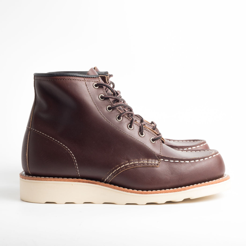 RED WING - AI2018/19 - 3371 - Original Classic Moc - Mahogany Scarpe Donna Red Wing Shoes