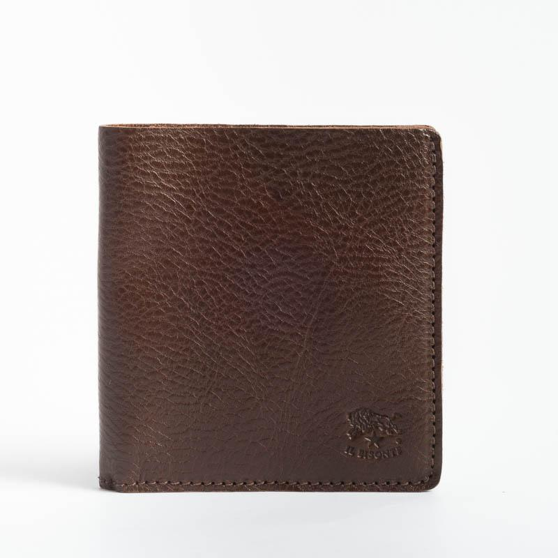 IL BISONTE - Continuativo - C0428 - Card holder - Brown Women's Accessories Il Bisonte