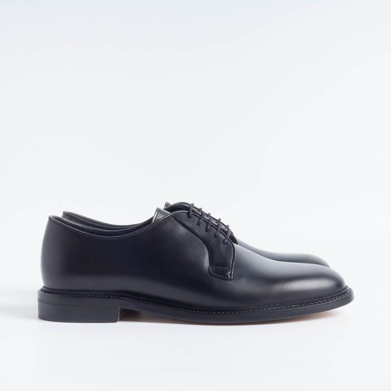 BERWICK 1707 - 5137 - Derby - Cross Negro Men's Shoes Berwick 1707