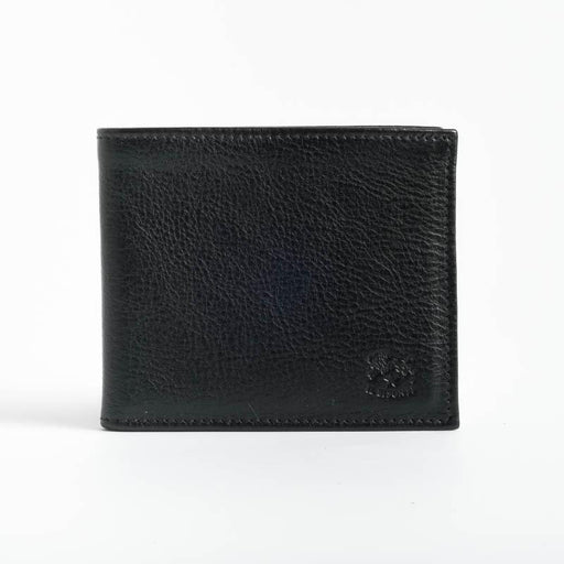 IL BISONTE - Continuativo - C0437 - Men's Wallet - Black Women's Accessories Il Bisonte